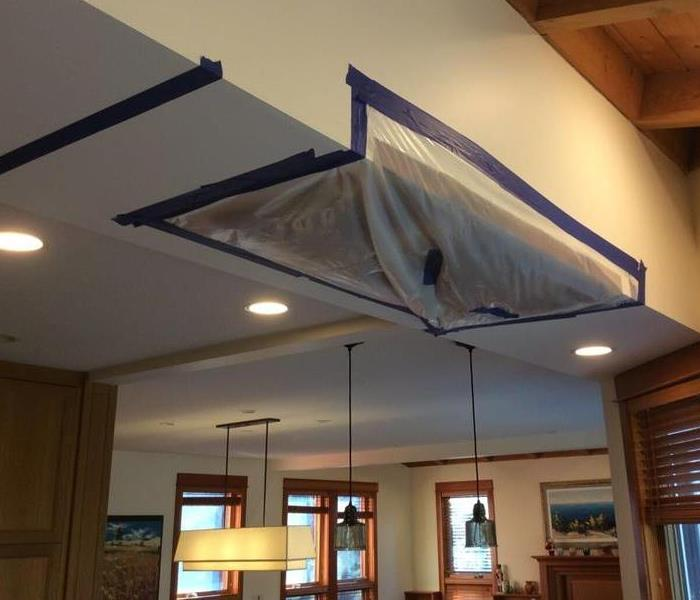 Water Damage – Bremerton Home After