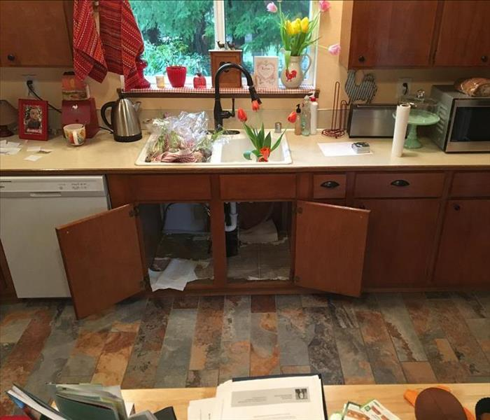 Kitchen Cabinets be-Gone Before