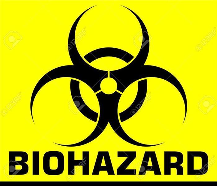 Biohazard What to do Until Help Arrives: Harmful Waste
